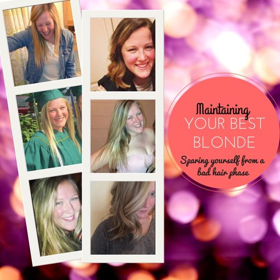 Maintaining Your Best Blonde