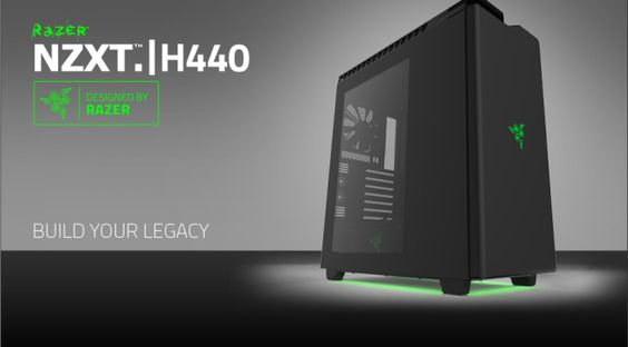 Next Generation Green Computer Case Design by Razer and NZXT http://wp.me/p3N6uP-9E