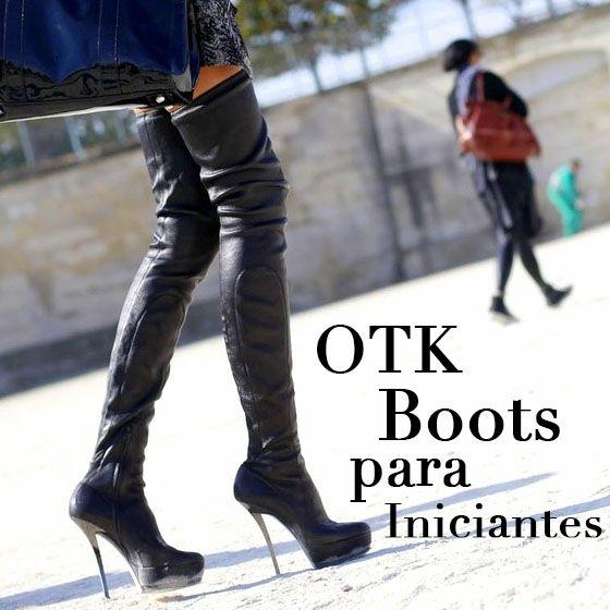 Como usar OTK boots