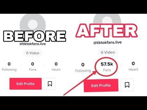 How To Hack Tik Tok Fans Tik Tok Tricks 2019 Youtube Free Followers Auto Follower How To Get Followers