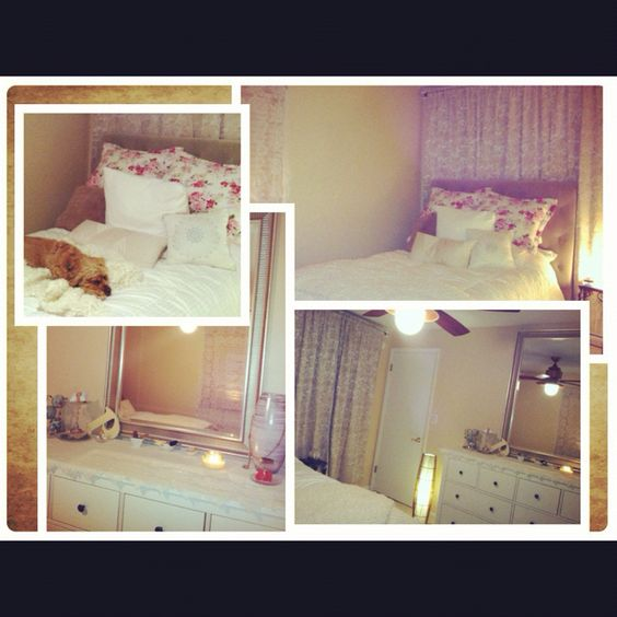 My new big girl bedroom :) feels great!