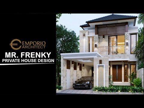 Jasa Arsitek Jakarta Timur Desain Rumah Bapak Frenky Jasa