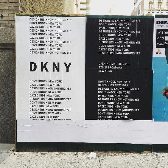 Dazed Kids New York #DKNY