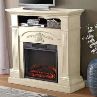 White Electric Fireplace Entertainment Center Decorating Ideas Pinterest Products