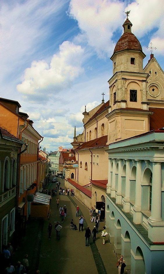 Old Town of Vilnius, Lithuania | by Lina S