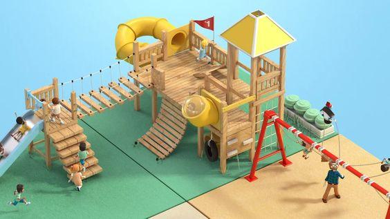 "Verizon Fios Quantum ""Playground"" on Vimeo"