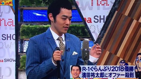 ワイドナショーに出演している濱田祐太郎さん