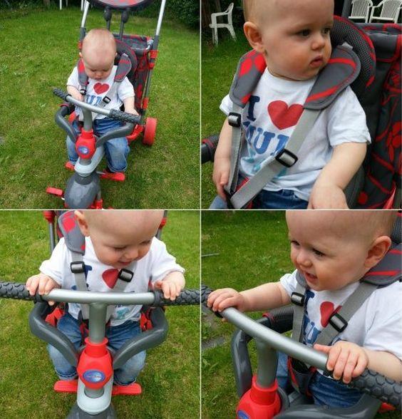 super smartTrike baby