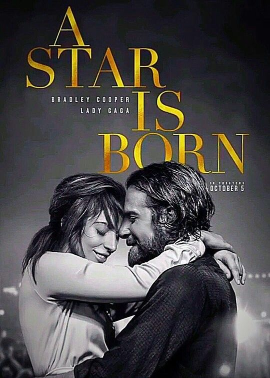 A Star Is Born Movie Poster Astarisborn Fantastic Movie Posters