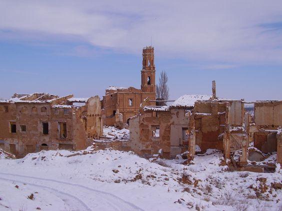 Pueblo viejo de Belchite A287c11505365f33bce0c4af18f3b7a9