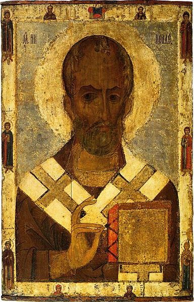 Icon of St. Nicholas, the Wonderworker