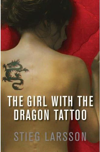 The girl with the dragoon tattoo