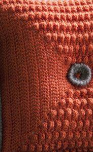 Free pillow pattern.: Pillow Patterns, Crotcheted Pillows, Crochet Throw, Crochet Pillows, Crochet Patterns
