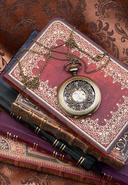 The pocket watch and the stories that followed. We almost lived a fairytale life... until the very end. I never got my happily ever after.: