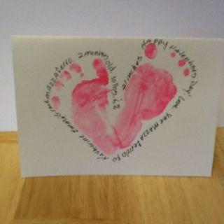 Valentines Baby Crafts  Craftbnb
