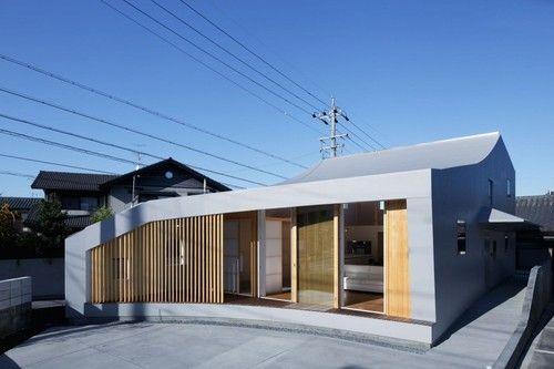 """""""House H"""" in tenpaku-ku Nagoya-shi, Japan by mattch"""