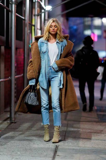 Elsa Hosk STREET STYLE wow | Inspiración moda, Ropa, Moda