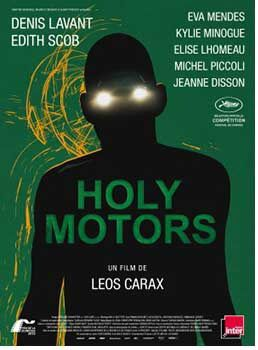 Holy Motors / Leos Carax / 2013.11.04