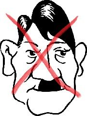 Say No To Hitler, Learning from your fallen enemies