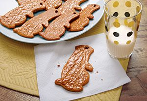 Groundhog's Day Cookies - love it! #holidays #food #cookies