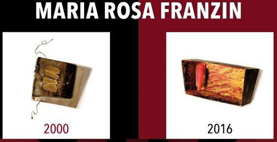 R-evolucion --Maria Rosa Franzin: