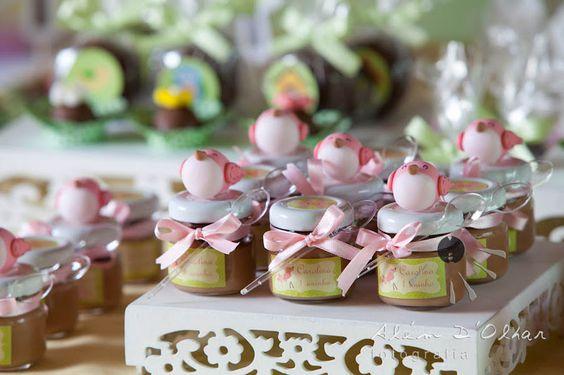 Ateliê Bia Loureiro: Festa Pássaros e Corujinhas