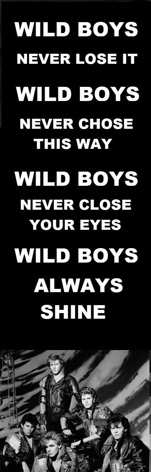 26 ΑΠΡΙΛΙΟΥ ....το 1960, γεννήθηκε ο μουσικός των Ντουράν Ντουράν, Ρότζερ Τέιλορ. Duran Duran - Wild Boys