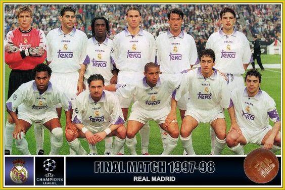 1997/98 Real Madrid