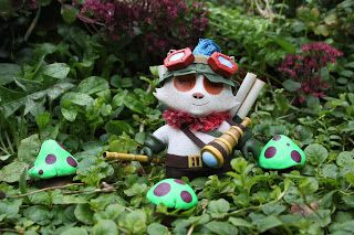 League of Legends champion Teemo