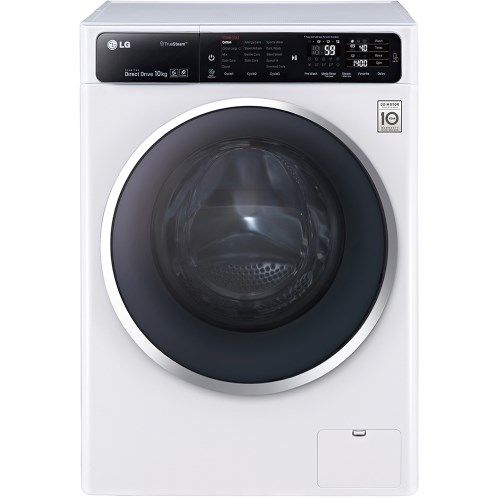 Lg F14u1jbs2 10kg 1400rpm Freestanding Washing Machine White Appliances Direct Home Appliances Lg Washing Machines Washing Machine Cheap