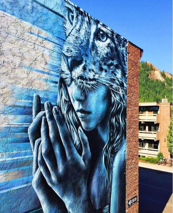 Les 10 plus belles photos de Street Art de la semaine #8
