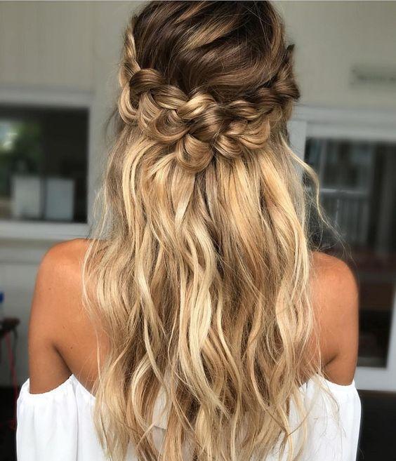 Bridal Hair- Ceremony