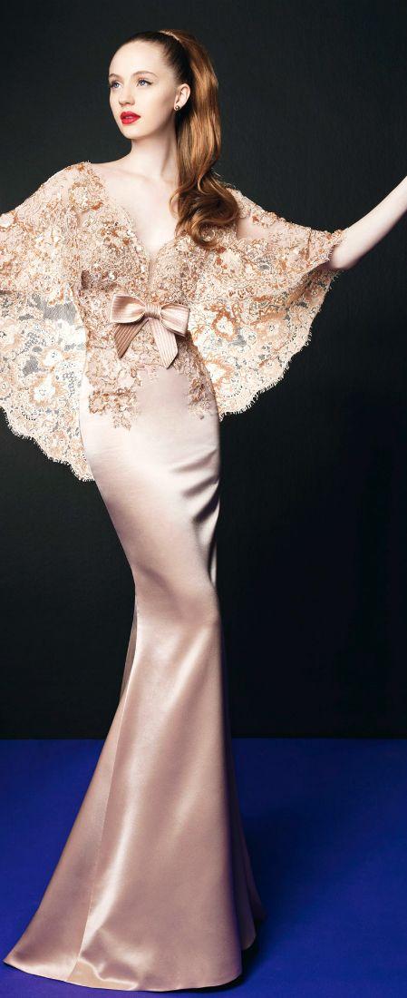 Zuhair Murad для Rosa Clara 2013: свадебная и вечерняя коллекции