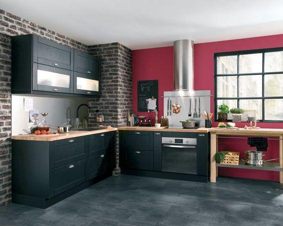 Meuble de cuisine  nos modèles de cuisine préférés  Cuisine