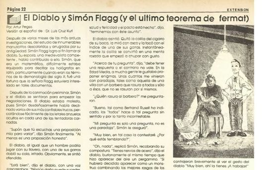 Simon Flagg