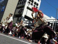 自由なパフォーマンスとダイナミックな踊りを披露する祭り相模原よさこいRANBUが月日に神奈川県相模原市で開催されます 古淵駅前交差点からイオン相模原店前までの間手に鳴子を持った踊り手たちによりオリジナル曲にあわせたよさこい踊りが披露されます かなり見ごたえのあるお祭りですよ() tags[神奈川県]