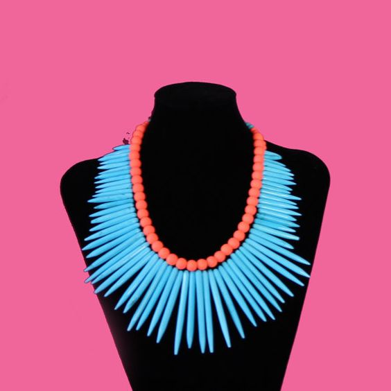 Ortega Necklace by Noble House Designs
