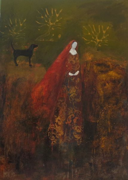 Someone to Watch Over Me by Jeanie Tomanek | #dkgallery | Marietta, GA
