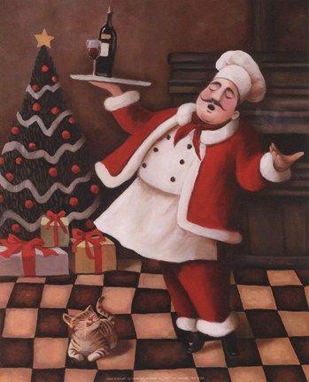 Christmas Chef II ~*~ T.C. Chui
