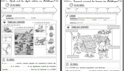 La maîtrise du fer et les débuts de l'agriculture : séquence, traces écrites et liens vidéo