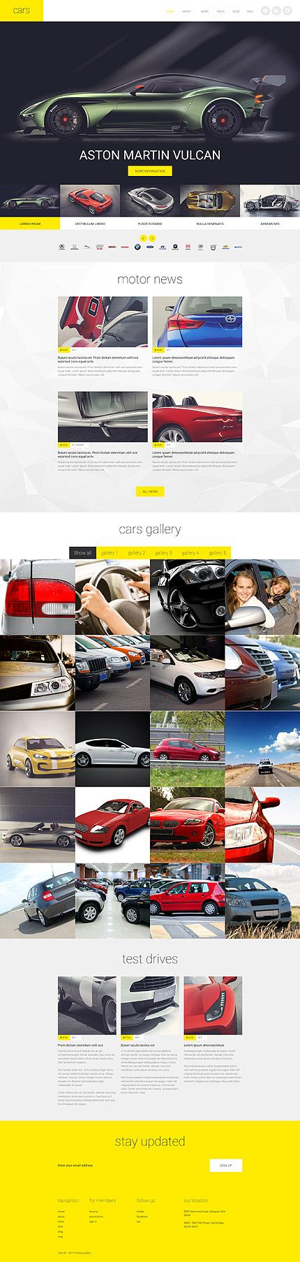 All About Cars Portal #Joomla #template. #themes #business #responsive #Joomlathemes