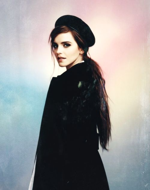 Emma Watson for Wonderland Magazine Color
