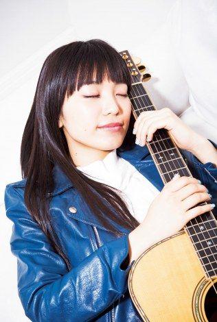 miwaの目を閉じてギター