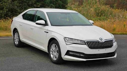The New Skoda Superb Facelift With Plug In Hybrid Powertrain To Be