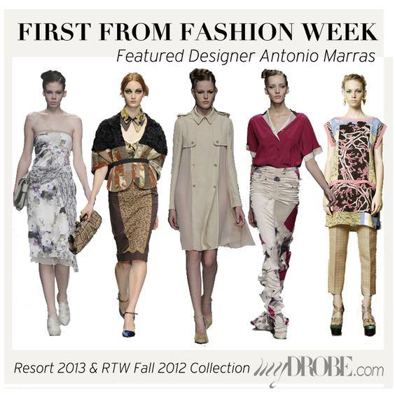 Featured Designer Antonio Marras