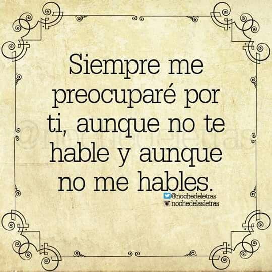 Siempre!