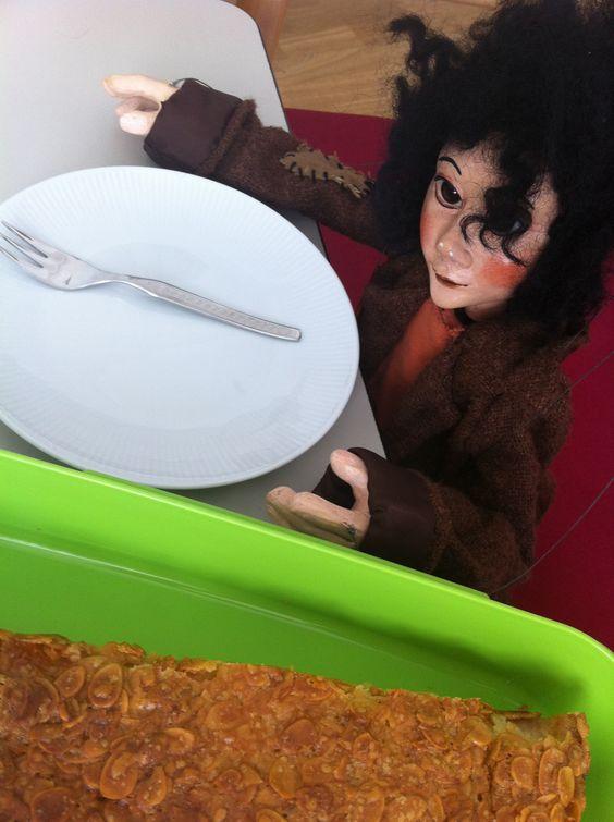 #momoaufreisen #wrf12 Ein <3 für Kuchen.