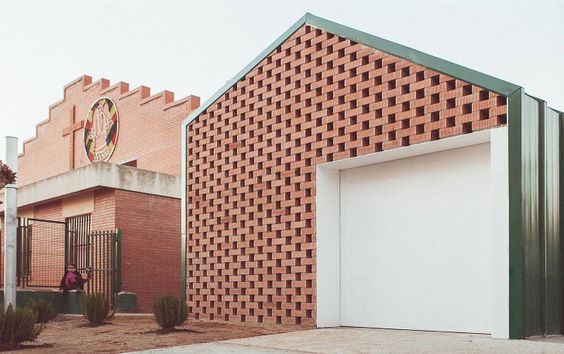 This food distribution center in Spain was designed and built in just three months | Inhabitat - Sustainable Design Innovation, Eco Architecture, Green Building
