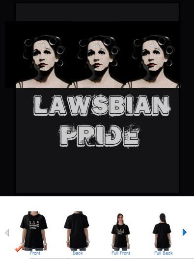 Lawsbian Pride