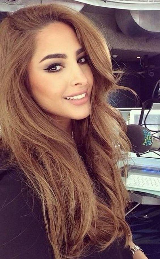 Hair color ideas for long hair brunettes